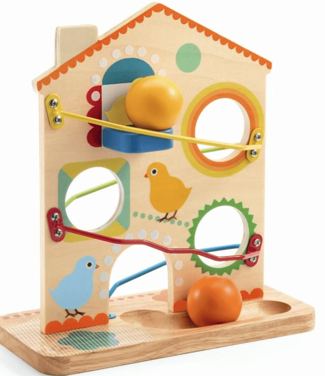 10 gaveidéer til barnedåb - det bedste legetøj til baby - Gaver til baby